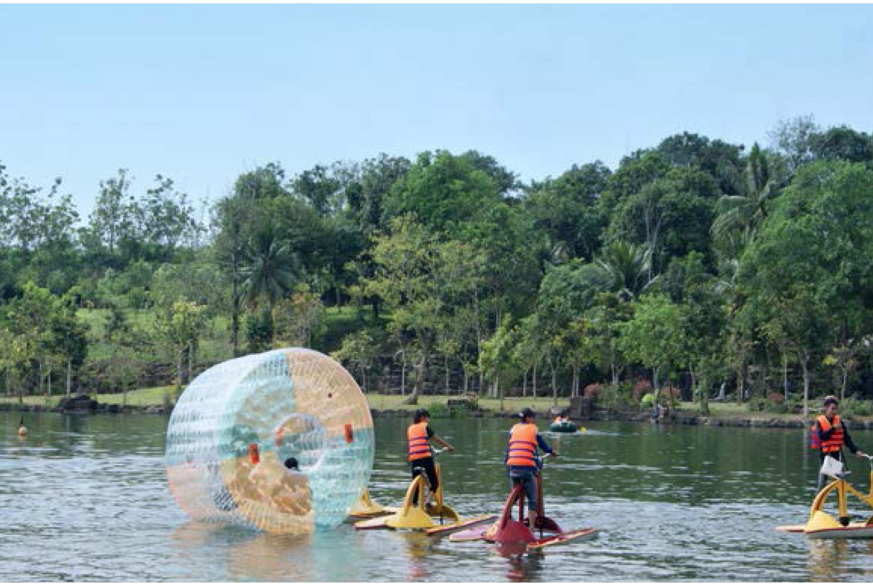 Khu du lịch suối mơ quận 9 - Quà tặng từ thiên nhiên giữa lòng thành phố