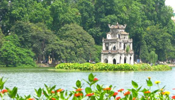 Những địa điểm vui chơi ở Hà Nội