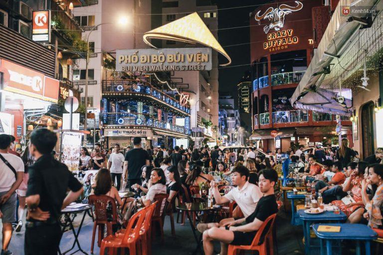 Những địa điểm vui chơi ở Sài Gòn về đêm